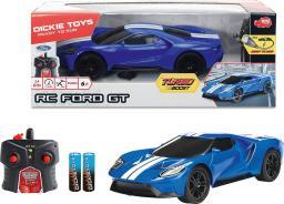 Dickie Auto RC Ford GT 2017 niebieskie