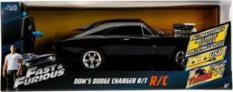 Dickie Auto RC Fast&Furious Szybcy i wściekli Dodge Charger 1970 czarne