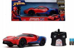 Dickie Auto RC Ford GT 2017 Spiderman Marvel czerwone