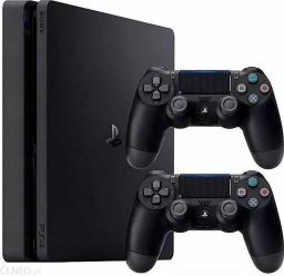 Sony PlayStation 4 Slim 500GB + 2x Dualshock 4 + Gra Fifa 21