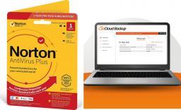 NORTON Cloud Backup + Norton AntiVirus Plus - 2w1!