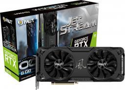 Karta graficzna Palit GeForce RTX 3070 JetStream OC 8GB GDDR6 (NE63070T19P2-1040J)