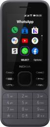 Telefon komórkowy Nokia 6300 4G Light Charcoal