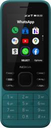 Telefon komórkowy Nokia 6300 4G Cyan
