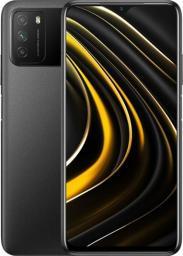 Smartfon Xiaomi POCO M3 128 GB Dual SIM Czarny  (XIA-SM-000407 )