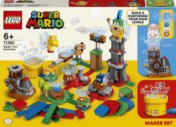 LEGO Super Mario Mistrzowskie przygody - zestaw twórcy (71380)