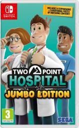 Two Point Hospital Jumbo Edition Nintendo Switch