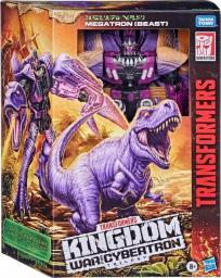 Hasbro Transformers Generations War for Cybertron: Kingdom Leader WFC-K10 Megatron (Beast) (F0698)
