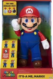 Jakks Pacific Super Mario Figurka interaktywna - To-ja! 36 cm