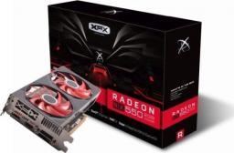 Karta graficzna XFX Radeon RX 550 Double Dissipation 2GB GDDR5 (RX-550P2PFG5)