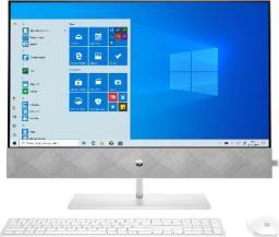Komputer HP All-In-One  27-d0000nw Core i5-10400T, 8 GB, 512GB SSD, Windows 10 Home