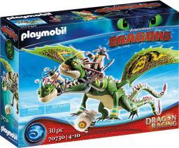 Playmobil Dragon Racing: Szpadka i Mieczyk z Jot & Wym
