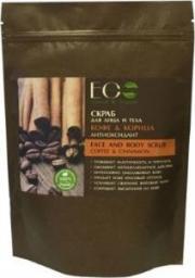 EO Laboratorie Peeling do twarzy i ciała Kawa & Cynamon 40 g