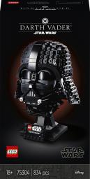 LEGO Star Wars Hełm Dartha Vadera (75304)