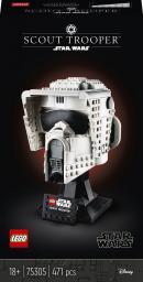 LEGO Star Wars Hełm zwiadowcy szturmowców (75305)