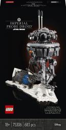 LEGO Star Wars Imperialny droid zwiadowczy (75306)
