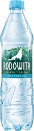 Woda Rodowita z Roztocza mineralna niegazowana 0,6l 48szt.