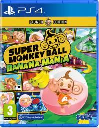 Super Monkey Ball: Banana Mania PS4
