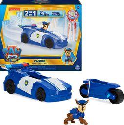 Spin Master Psi Patrol Chase mini pojazdy z figurką 2w1