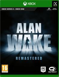 Alan Wake Remastered Xbox Series X • Xbox ONE