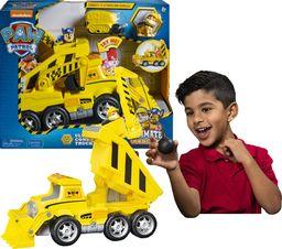 Spin Master Pojazd z figurką Psi Patrol Rubble Ultimate Rescue Construction Truck (6046466)