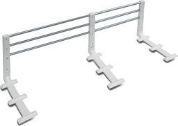 reer Barierka ochronna do łóżka 80-140cm biała REER  uniwersalny