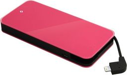 Powerbank TTEC EasyCharge Slim 3000 mAh Różowy (2BB111P)