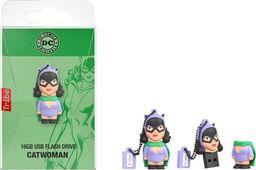 Pendrive Tribe Comics Pendrive 16 GB Cat Woman uniwersalny