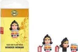Pendrive Tribe TRIBE DC Comics Pendrive 16 GB Wonder Woman uniwersalny