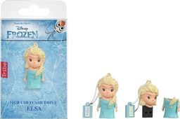 Pendrive Tribe Frozen 16 GB Elsa uniwersalny