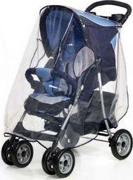 reer Osłona folia przeciwdeszczowa XL na wózek, REER uniwersalny