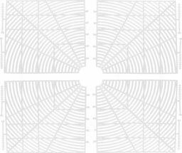 A-plast Osłona zabezpieczenie doniczki 4-50cm A-PLAST uniwersalny