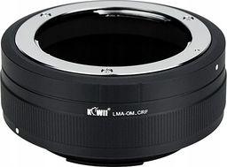 KiwiFotos Adapter Do Canon Eos R Rf Na Obiektyw Olympus Om