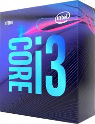 Procesor Intel Core i3-9100, 3.6GHz, 6 MB, BOX (BX80684I39100)