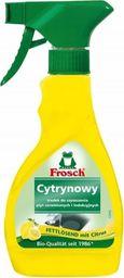 Frosch Frosch Cytrynowy spray do kuchenek ceramicznych indukcyjnych 300ml