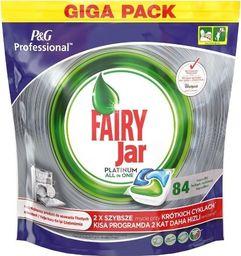 Fairy Fairy Kapsułki Do Zmywark Platinium 84szt. Procter&Gamble