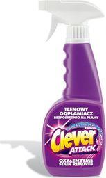 Clovin Tlenowy Odplamiacz Attack Spray 450ml Clovin