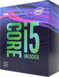 Procesor Intel Core i5-9600KF, 3.7GHz, 9MB, BOX (BX80684I59600KF)