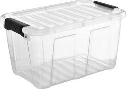 Plast Team Plast Team Pojemnik Home Box 31l Z Czarnym Uchwytem 2232