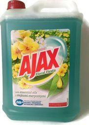 Ajax Uniwersalny 5l Kwiat Laguny Niebieski