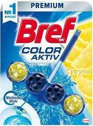 BREF Bref Zawieszka Barwiąca Lemon 50g