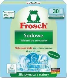 Frosch Frosch Sodowe Tabletki Do Zmywarek 30szt