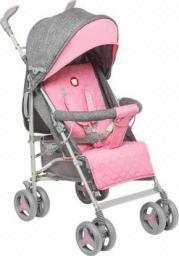 Wózek Lionelo Lo-irma Wózek Pink