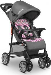 Wózek Lionelo Emma Plus Pink Scandi
