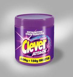 Clovin Tlenowy Odplamiacz Attack 750g Clovin