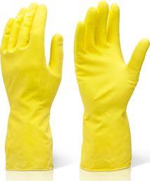 Spontex Rękawice Economic Yellow S 112416 SPONTEX