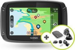 Nawigacja GPS TomTom 550 RIDER PREMIUM PACK