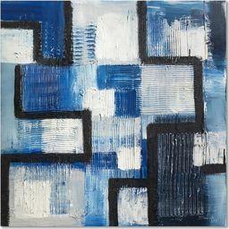 Feeby Obraz na płótnie - Canvas, Abstrakcja 78 20x20