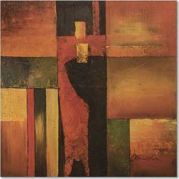 Feeby Obraz na płótnie - Canvas, Abstrakcja 66a 20x20