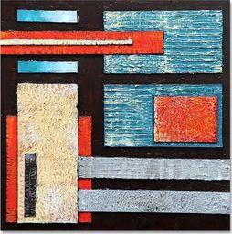 Feeby Obraz na płótnie - Canvas, Abstrakcja 63 20x20